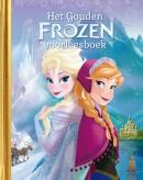 Het Gouden Frozen Boek, Disney Frozen voorleesboek