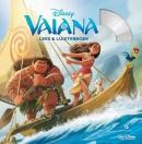 Vaiana, lees en luisterboek, Disney