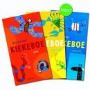 Kiekeboe pakket Vierkant, Rond en Driehoek