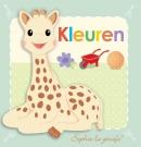 Baby kartonboekje Sophie - Kleuren