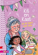Kit en Kaat en de taart voor oma