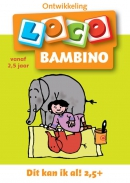 Loco bambino, dit kan ik al! vanaf 2,5 jaar