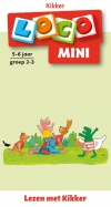 Loco mini lezen met kikker (boekje)