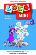 Loco mini Foeksia tovert met tijd