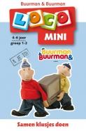 Loco mini Buurman en buurman samen klusjes doen