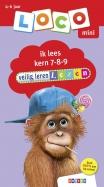 Loco Mini veilig leren lezen ik lees kern 7-8-9