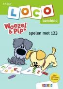 Loco bambino Woezel & Pip spelen met 123