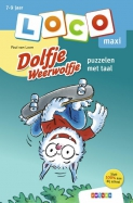 Loco maxi Dolfje Weerwolfje puzzelen met taal