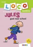 Loco Bambino Jules gaat naar school