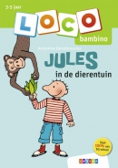 Loco Bambino Jules in de dierentuin