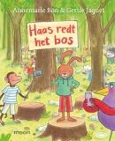 Haas redt het bos