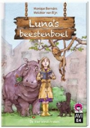 Hoera, ik kan lezen! Luna's beestenboel