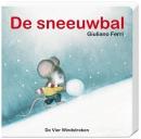 De sneeuwbal, kartonboek