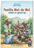 Hoera, ik kan lezen Familie Mol-de Mol staat er goed op (AVI M4)