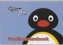Pingu postkaartenboek