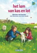 Samenleesboeken Het lam van kas en lot  AVI START
