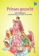 Samenleesboeken Prinses gezocht AVI E4