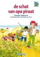 Samenleesboeken De schat van opa piraat AVI M3