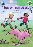 Samenleesboeken Bas wil een beest AVI START/M3