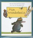 Over een kleine mol die wil weten wie er op mijn kop gepoept heeft - Mijn vriendenboekje