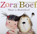 Zora en Boef Waar is Binkieboe?