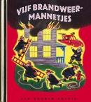Gouden Boekjes Vijf brandweermannetjes Original