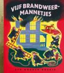 De vijf brandweermannetjes, Gouden Boekjes