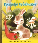 Gouden Boekje Konijntje Woelwater
