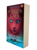 WARRIOR CATS 2 WATER EN VUUR PAPERBACK