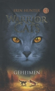 WARRIOR CATS 3 GEHEIMEN PAPERBACK