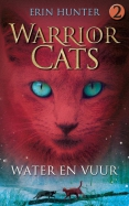 WARRIOR CATS 2 - WATER EN VUUR PAPERBACK