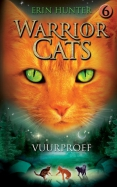 WARRIOR CATS - 6 - VUURPROEF PAPERBACK