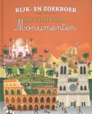 Kijk- en zoekboek De wereld rond - Monumenten