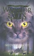 Warrior cats - De nieuwe profetie  Middernacht (deel 1 paperback)