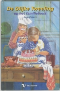 De olijke tweeling op het familiefeest