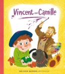 golden books, Vincent and Camille, english edition