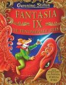 Fantasia IX, de fenomenale reis