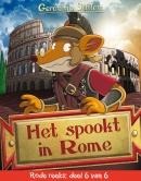 Het spookt in Rome (rode reeks 6)