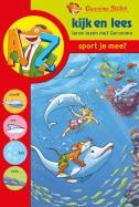 Sport je mee? Leren lezen met Geronimo Stilton