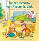 De buurvrouw van Pieter is ziek