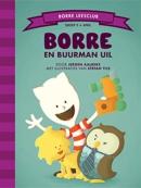 Borre Leesclub Borre en buurman uil