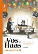 Ik leer lezen met Vos en Haas - Vos en Haas vieren feest