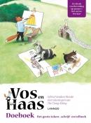 Vos en Haas doeboek - Het grote teken, schrijf- en telboek