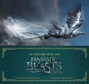 Het artwork van de film Fantastic Beasts and Where to Find Them