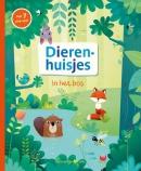 Pop-up boek Dierenhuisjes In het bos