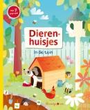Pop-up boek Dierenhuisjes In de tuin