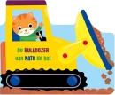 De bulldozer van Kato de kat