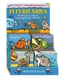 Vingerpopboekje clownvis, zeeschildpad, zeehond en dolfijn à 5.95