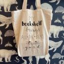 Blossom Books shopper met 3 boeken & shizzle