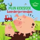 Mijn kiekeboek - Boerderijvriendjes